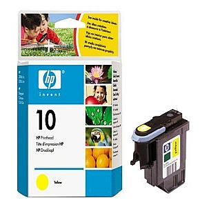 HP Yellow Printhead Cartridge (Open Box)